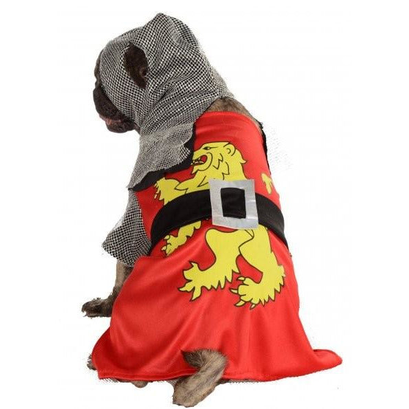 Knight Sir Barks A Lot Pet Costume - kostumed