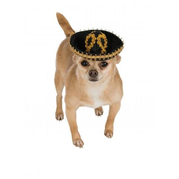 Sombrero Pet Hat - kostumed