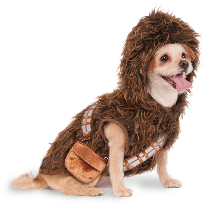 Chewbacca Hoodie Star Wars Pet Costume - kostumed