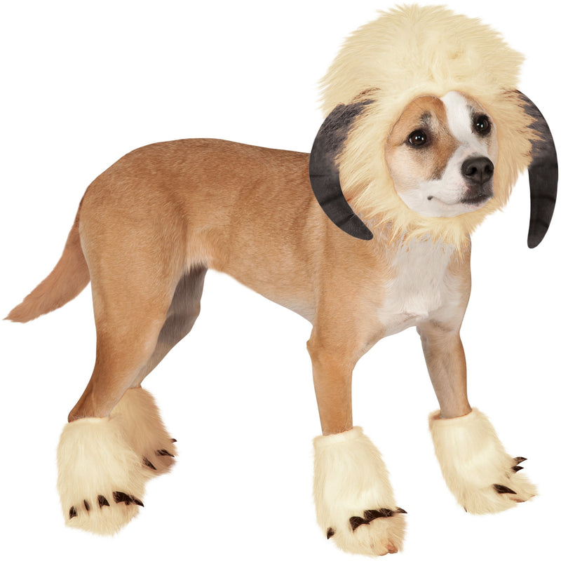 Wampa Pet Costume - kostumed
