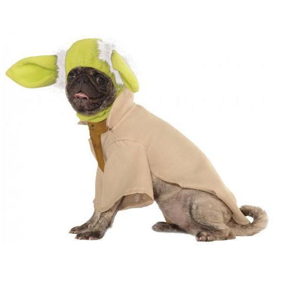 Yoda Pet Costume - kostumed