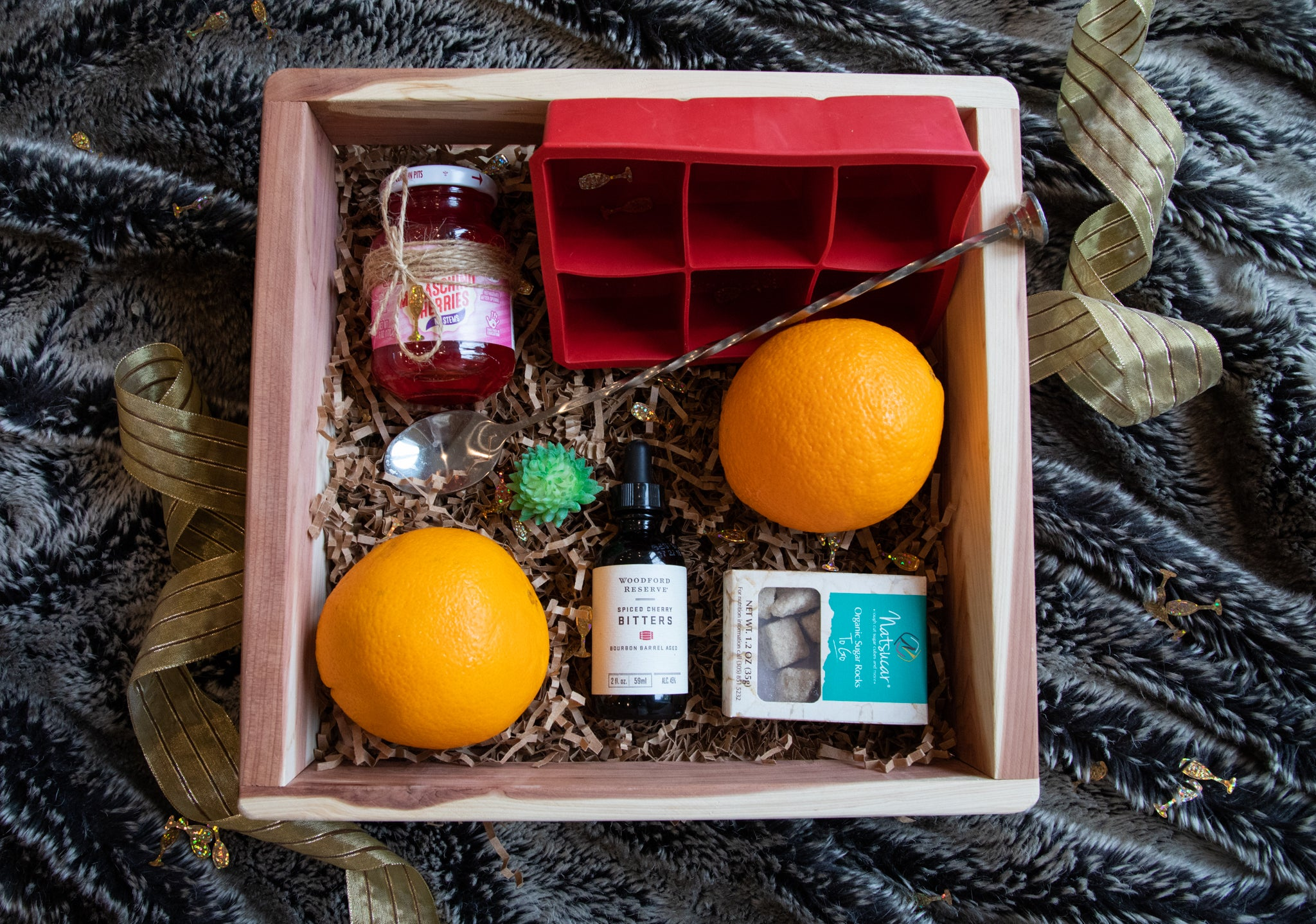 Old Fashioned + Manhattan Kit (Shipping Included)