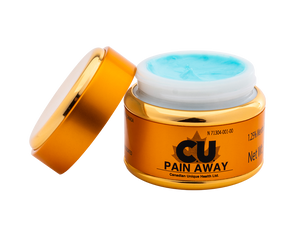 C.U. Pain Away - Arthritis, Muscle & Joint Pain Relief