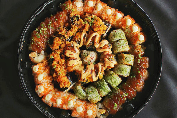 ASSORTED MIX MAKI PLATTERS