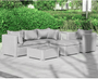 Alcudia Rattan Garden Furniture Lounge Furniture Sofa Chair Set