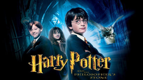 Harry Potter and the Philosopher's Stone Vintage 1990