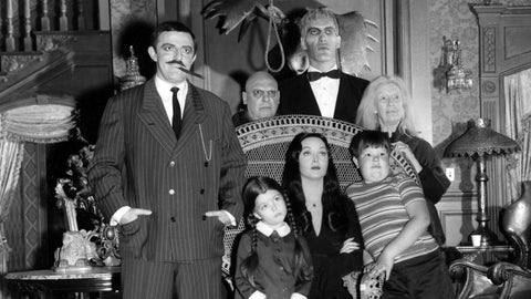 The Addams Family 1964 Vintage Halloween
