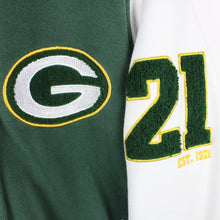 Load image into Gallery viewer, Womens NFL Green Bay PACKERS Jacket | Medium