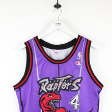 Load image into Gallery viewer, Vintage 90's CHAMPION Toronto RAPTORS Jersey | Small