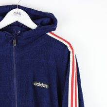 Load image into Gallery viewer, ADIDAS 90s Hoodie Navy Blue | Medium