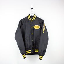 Load image into Gallery viewer, FLYERS Varsity Jacket Black | Medium