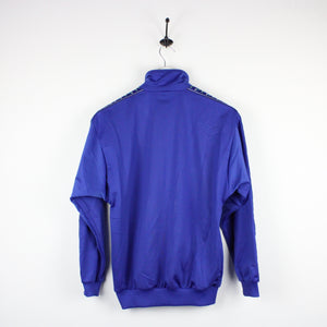 Womens ADIDAS 90s Track Top Blue | Small