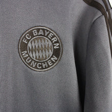 Load image into Gallery viewer, ADIDAS BAYERN MUNCHEN Track Jacket Grey | Medium