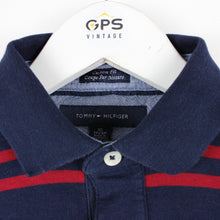 Load image into Gallery viewer, TOMMY HILFIGER Polo Shirt Navy Blue | XS