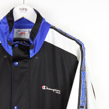 Load image into Gallery viewer, Vintage 90s CHAMPION USA Track Top Black | XL
