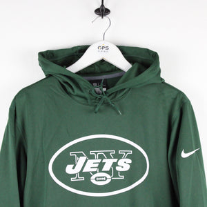 NFL NIKE New York JETS Hoodie | Medium