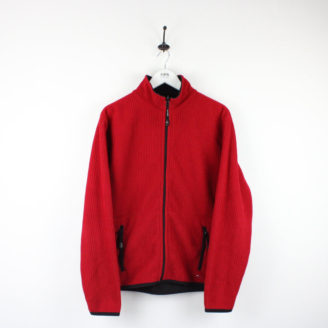 TOMMY HILFIGER Fleece Red | Medium