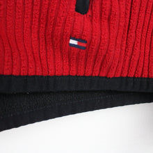 Load image into Gallery viewer, TOMMY HILFIGER Fleece Red | Medium