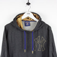 Load image into Gallery viewer, MAJESTIC New York YANKEES Hoodie Grey | Small