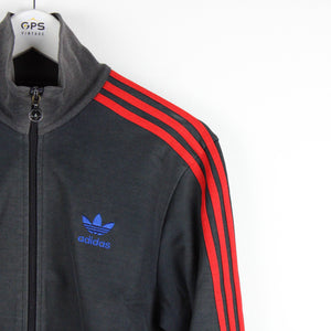 ADIDAS Barcelona Track Top Black | Small