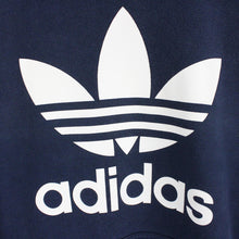 Load image into Gallery viewer, ADIDAS Hoodie Navy Blue | Medium