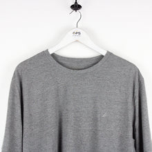 Load image into Gallery viewer, NAUTICA T-Shirt Grey | XL