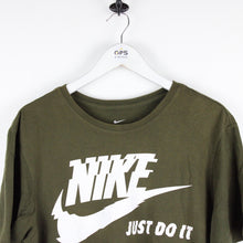 Load image into Gallery viewer, NIKE T-Shirt Green | Large