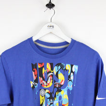 Load image into Gallery viewer, NIKE T-Shirt Blue | Small