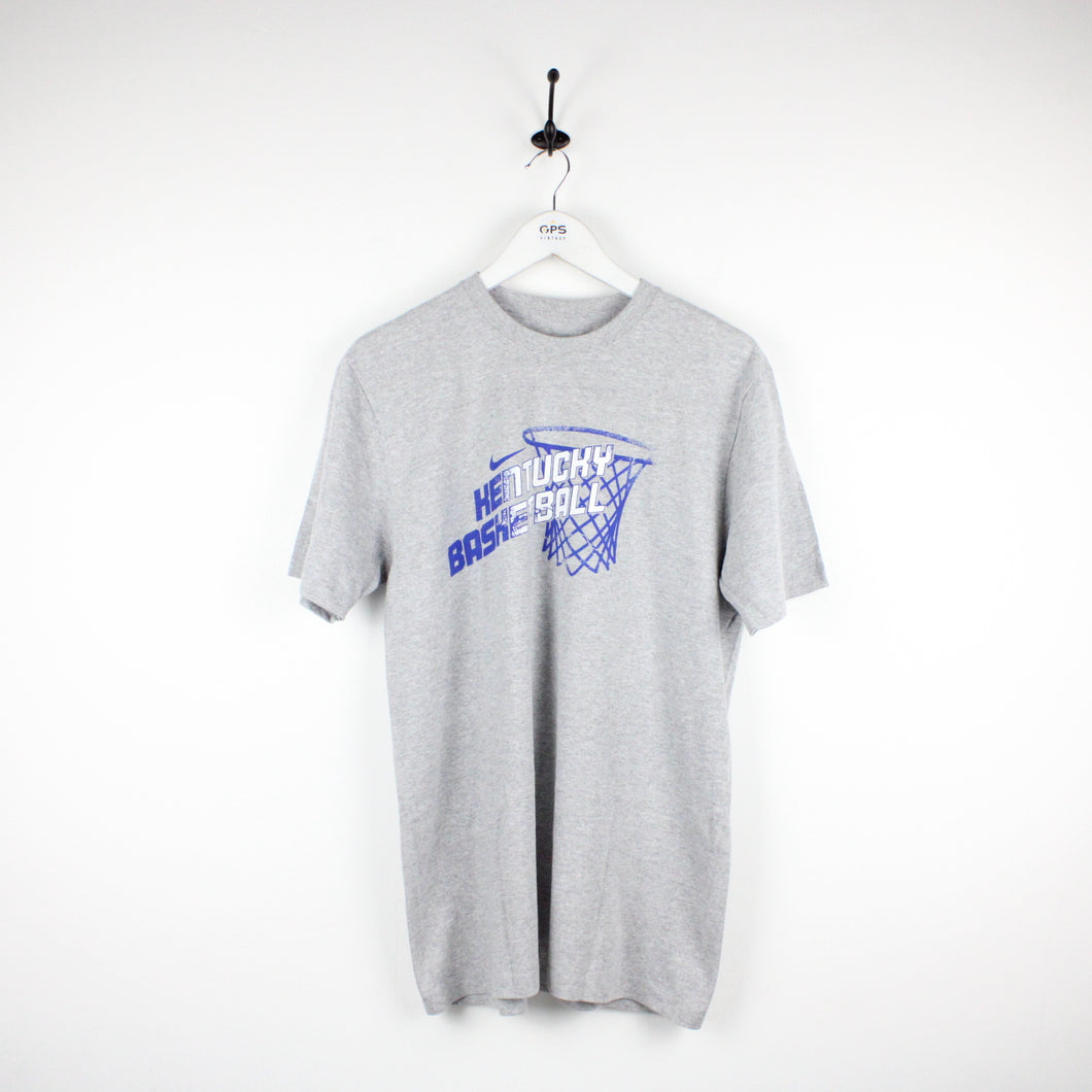 NIKE T-Shirt Grey | Medium