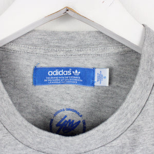 ADIDAS T-Shirt Grey | Small