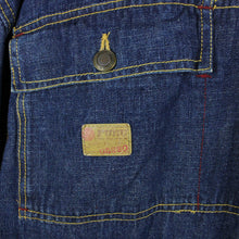 Load image into Gallery viewer, Vintage 90s FUBU Denim Jacket Blue | XXL