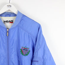 Load image into Gallery viewer, Vintage HEAD 90s Track Top Jacket Blue | Large