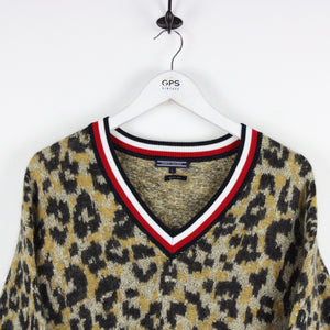 Womens TOMMY HILFIGER Knit Sweatshirt | Large