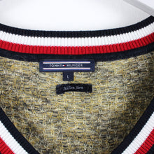 Load image into Gallery viewer, Womens TOMMY HILFIGER Knit Sweatshirt | Large