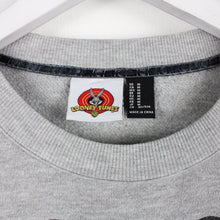 Load image into Gallery viewer, Vintage 90's LOONEY TUNES Sweatshirt Grey | Medium