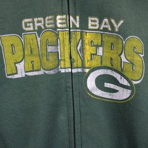 Womens NFL Green Bay PACKERS Hoodie | Medium
