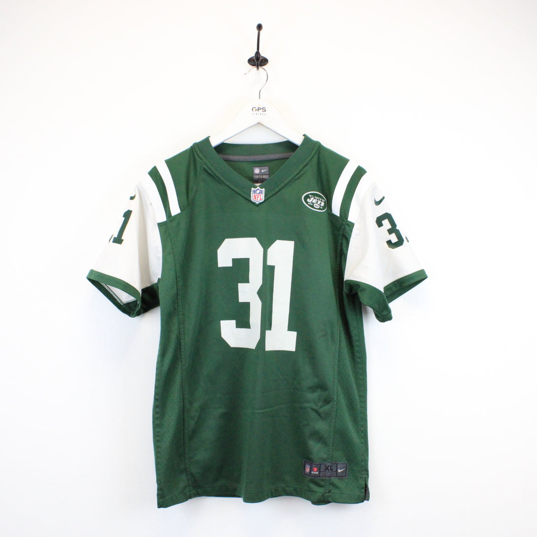 NIKE New York JETS Jersey | Small