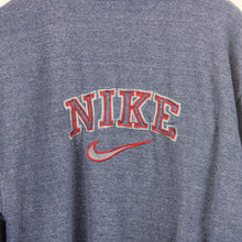 Load image into Gallery viewer, Nike 1/4 Zip Fleece Blue | Large