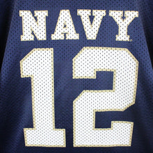 Load image into Gallery viewer, NCAA NIKE US NAVY Midshipmen Jersey | Small