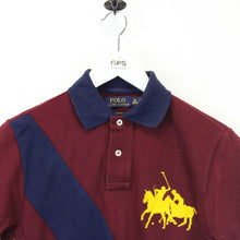 Load image into Gallery viewer, RALPH LAUREN Polo Shirt Red | XS