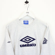 Load image into Gallery viewer, UMBRO 90s Sweatshirt Grey | Small