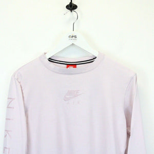 Womens NIKE AIR T-Shirt Pink | XS