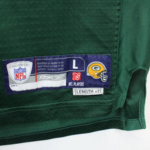Load image into Gallery viewer, NFL REEBOK 00s Green Bay PACKERS Jersey Green | Large