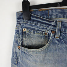 Load image into Gallery viewer, LEVIS 501 Jeans Blue | W33 L36