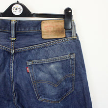 Load image into Gallery viewer, LEVIS 501 Jeans Blue | W32 L28