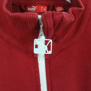 PUMA Track Top Jacket Red | Medium