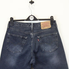 Load image into Gallery viewer, LEVIS 501 Jeans Black Charcoal | W33 L34