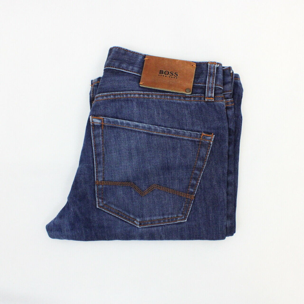 HUGO BOSS Denim Jeans Blue | W30 L32