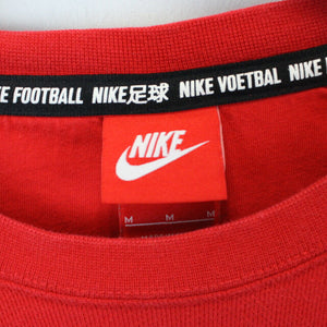 NIKE Sweatshirt Red | Medium
