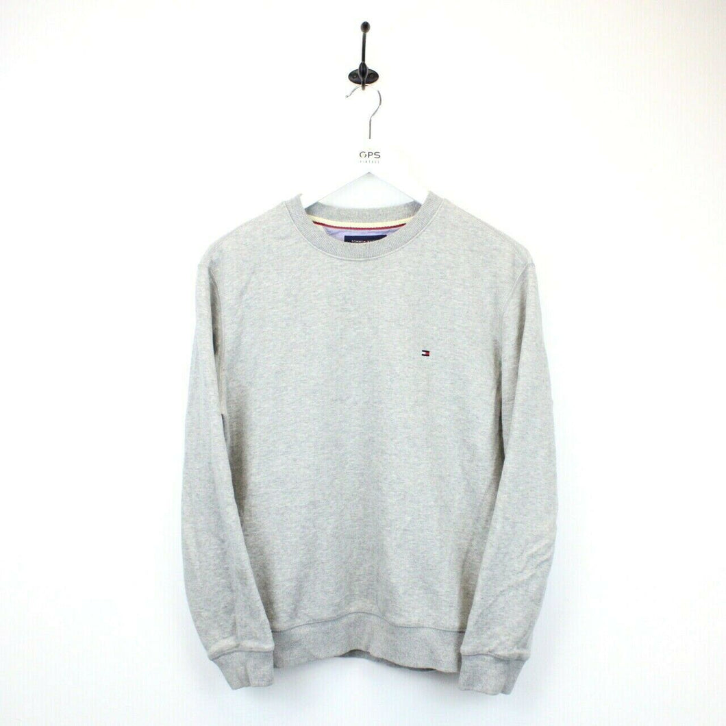 Womens TOMMY HILFIGER Sweatshirt Grey | Small